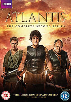 Atlantis - Series 2 (DVD) (C-12) DVD