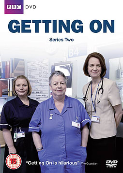 Getting On Series 2 (DVD) (C-15) DVD