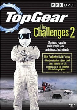 Top Gear: The Challenges 2 (DVD) DVD