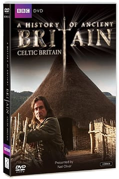 A History Of Ancient Britain: Celtic Britain (DVD) DVD