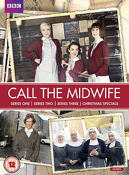 Call The Midwife - Series 1-3 Box Set (DVD) (C-12) DVD