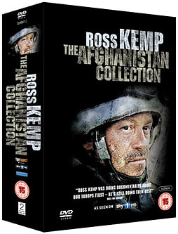Ross Kemp: The Afghanistan Collection (DVD) (C-15) DVD