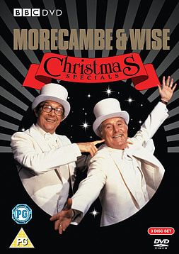 Morecambe & Wise Christmas Specials (DVD) (C-PG) DVD