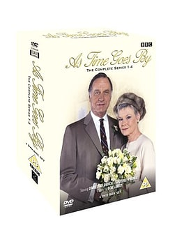 As Time Goes By Series 1-4 Box Set (DVD) (C-PG) DVD