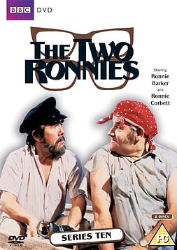 The Two Ronnies Series 10 (DVD) (C-PG) DVD