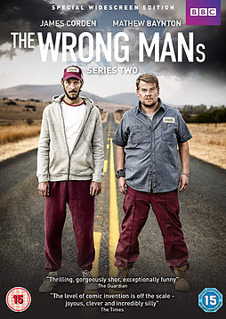 The Wrong Mans - Series 2 (DVD) (C-15) DVD