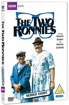 The Two Ronnies Series 8 (DVD) (C-PG) DVD