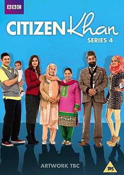 Citizen Khan - Series 4 (DVD) (C-12) DVD