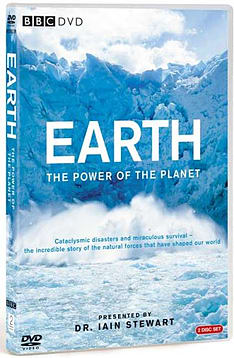 Earth: The Power Of The Planet (DVD) DVD