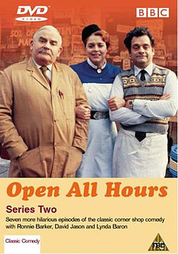 Open All Hours Series 2 (DVD) (C-PG) DVD