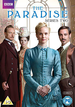 The Paradise - Series 2 (DVD) (C-PG) DVD
