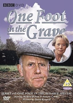 One Foot In The Grave Series 4 (DVD) (C-PG) DVD