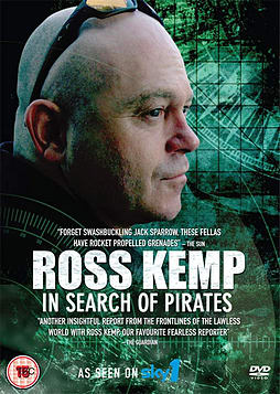 Ross Kemp In Search Of Pirates (DVD) (C-12) DVD