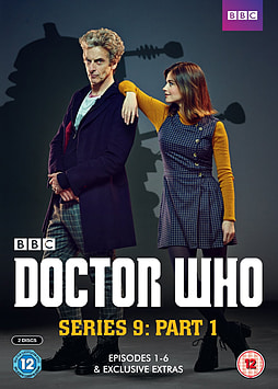 Doctor Who - Series 9 Part 1 (DVD) (C-12) DVD