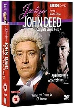 Judge John Deed Series 3 & 4 (DVD) (C-12) DVD