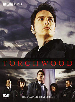 Torchwood Series 1-3 Box Set (DVD) (C-15) DVD