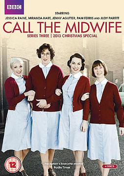Call The Midwife - Series 3 (DVD) (C-12) DVD