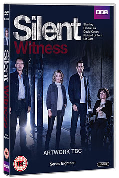 Silent Witness - Series 18 (DVD) (C-15) DVD