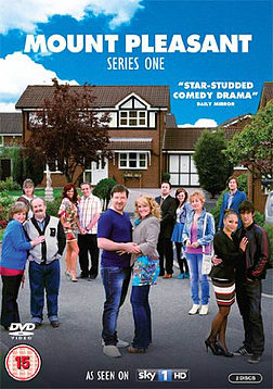 Mount Pleasant - Series 1 (DVD) (C-15) DVD