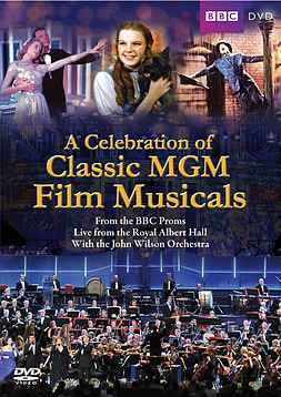 A Celebration Of Classic MGM Film Musicals (DVD) DVD