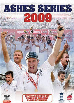 The Ashes Series 2009 (DVD) DVD