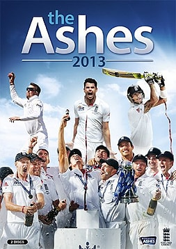 The Ashes 2013 (DVD) DVD