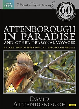 David Attenborough - Attenborough In Paradise (Repack) (DVD) (C-PG) DVD