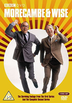 Morecambe & Wise Series 1 & 2 Surviving Episodes (DVD) (C-PG) DVD