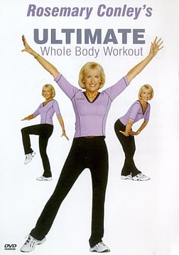 Rosemary Conley Ultimate Whole Body Workout (DVD) DVD