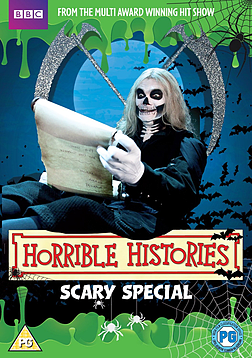 Horrible Histories - Scary Halloween Special (DVD) (C-PG) DVD
