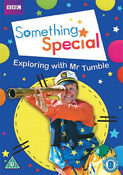 Something Special: Exploring With Mr Tumble (DVD) (C-U) DVD