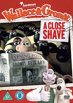 Wallace & Gromit: A Close Shave (DVD) (C-U) DVD