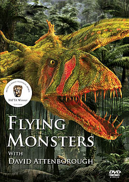 Flying Monsters With David Attenborough (DVD) DVD