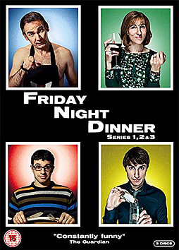 Friday Night Dinner - Series 1-3 (DVD) (C-15) DVD