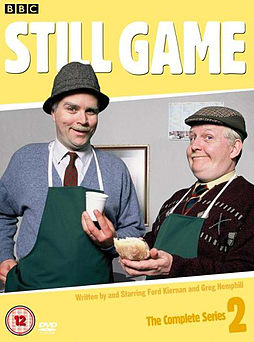 Still Game The Complete Series 2 (DVD) (C-12) DVD