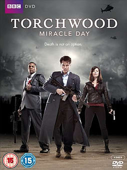 Torchwood Miracle Day (Series 4) (DVD) (C-15) DVD