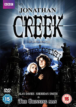 Jonathan Creek The Grinning Man (DVD) (C-15) DVD