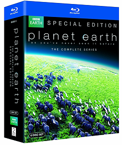 Planet Earth Special Edition (Blu-ray) Blu-ray