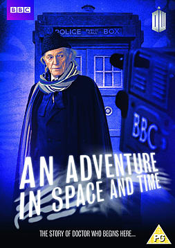 Doctor Who - An Adventure In Space And Time (DVD) (C-PG) DVD