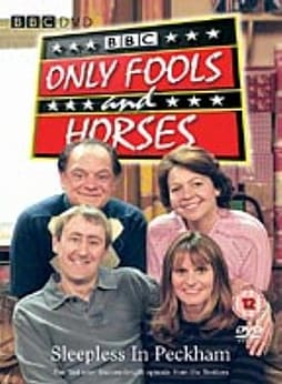 Only Fools And Horses: Sleepless In Peckham (DVD) (C-12) DVD