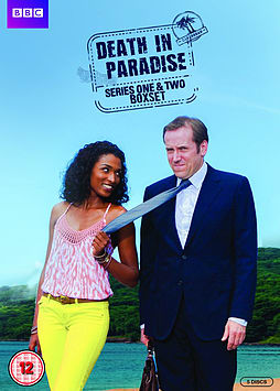 Death In Paradise - Series 1 & 2 Box Set (DVD) (C-12) DVD