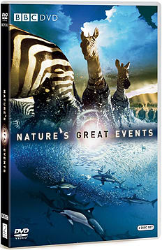 Nature's Great Events (DVD) DVD