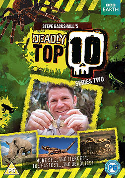 Deadly Top 10 - Series 2 (DVD) (C-PG) DVD