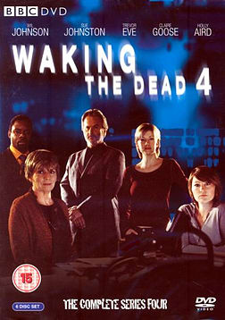 Waking The Dead Series 4 (DVD) (C-15) DVD