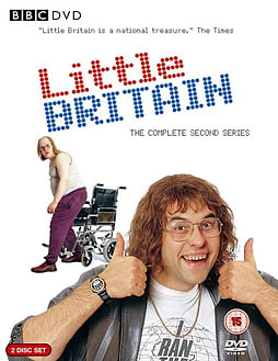 Little Britain Series 2 (DVD) (C-15) DVD