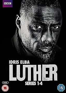 Luther - Series 1-4 Box Set (DVD) (C-15) DVD