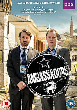 The Ambassadors - Series 1 (DVD) (C-15) DVD