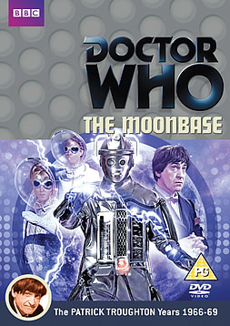 Doctor Who - The Moonbase (DVD) (C-PG) DVD