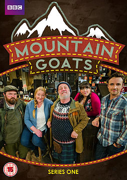 Mountain Goats - Series 1 (DVD) (C-15) DVD