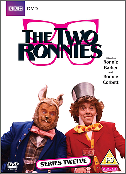 The Two Ronnies Series 12 (DVD) (C-PG) DVD